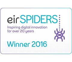 EIR Spiders Award 2106